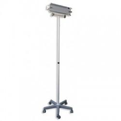 Lampa bactericida stand mobil 15W model NBV 15 P Ultraviol