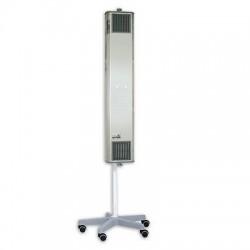 Lampa bactericida UVC cu stand mobil  si circulare aer 2 x 30W model NBVE 60 P Ultraviol