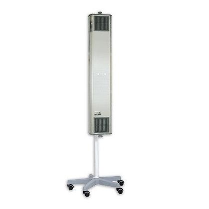 Lampa Bactericida Uvc Cu Stand Mobil Si Circulare Aer 2 X 30w Model