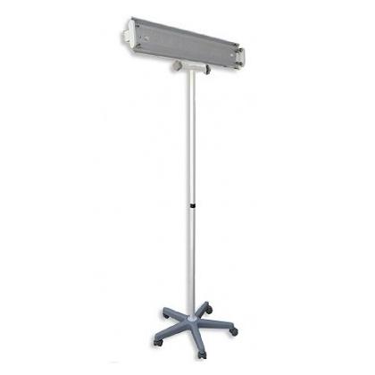 Lampa Bactericida Stand Mobil 2 X 30w Model Nbv 2 X 30 P Ultraviol