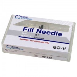 EQ-V Refill Needle 25G Meta Biomed