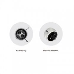 Binocular extender & Rotating ring Semorr