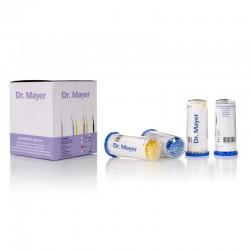 Micro aplicatoare fine yelow/blue Dr.Mayer