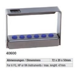 Freze Universal Bur Block Stainless Steel 4060 0