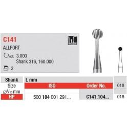 Freze Surgical cutters HP  C141  104 010