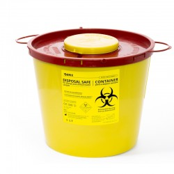 Container deseuri medicale ascutite 5l SERIX