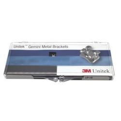 Bracketi metalici cu carlig Gemini Roth22 canini/premolari 20bucati/Kit 3M