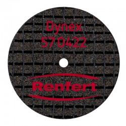 Disc separator Dynex 0.4 x 22mm Renfert