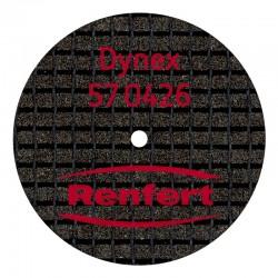 Disc separator Dynex 0.4 x 26mm Renfert