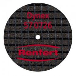 Disc separator Dynex 0.7 x 26mm Renfert