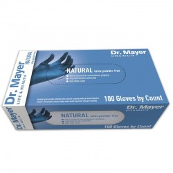 MANUSI DR.MAYER LATEX NEPUDRATE BLUE 100 L