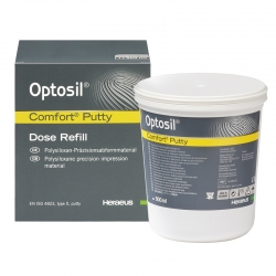 OPTOSIL PUTTY HERAEUS KULZER