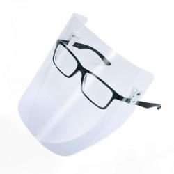 Viziera pentru ochelari Cerkamed 2 bucati