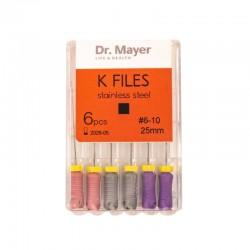 Ace K-Files L 25mm Dr.Mayer