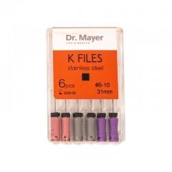Ace K-Files L 31mm Dr.Mayer