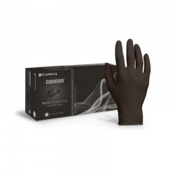 MANUSI CRANBERRY CARBON NITRIL BLACK M 100