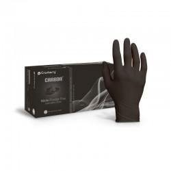 MANUSI CRANBERRY CARBON NITRIL BLACK L 100